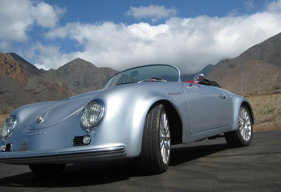 356A VW MID ENGINE SPEEDSTER